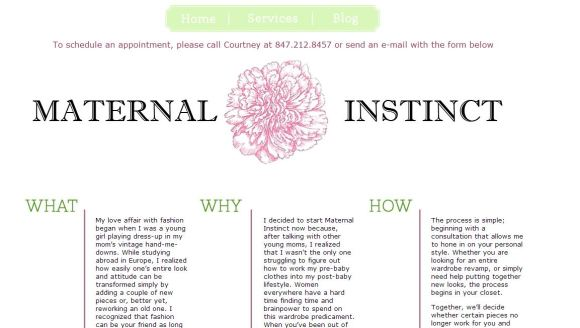 maternal_instinct_styling