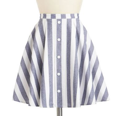 striped_cotton_knee_length_skirt