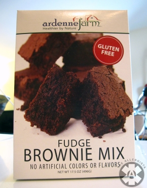 PRODUCT REVIEW: Ardenne Farm Fudge Brownie Mix