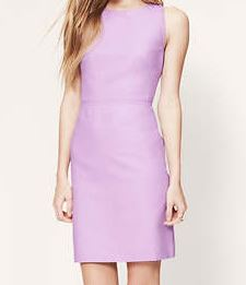 FASHION FRIDAY: LOFT has AWESOME Cotton Dresses for the Office!